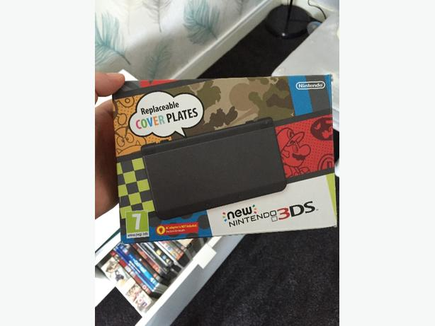 New style Nintendo 3ds