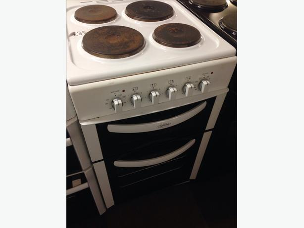 50CM BELLING ELECTRIC COOKER DOUBLE OVEN01