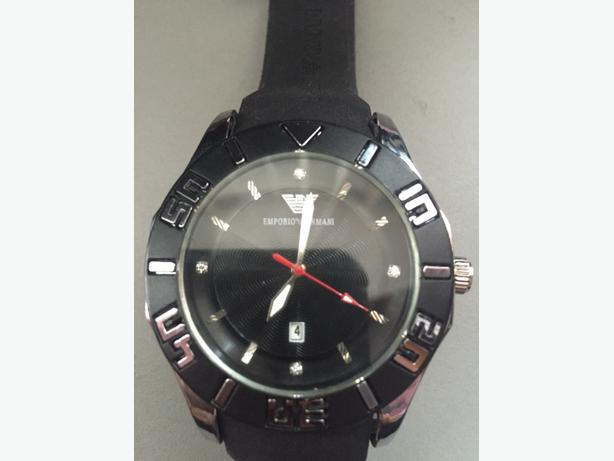 mens armani watch *High quality