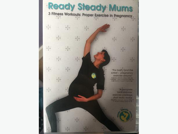 Ready Steady Mums - Proper Exercise in Pregnancy