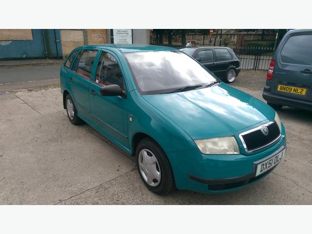 skoda fabia estate 1 4 petrol automatic willenhall dudley. Black Bedroom Furniture Sets. Home Design Ideas