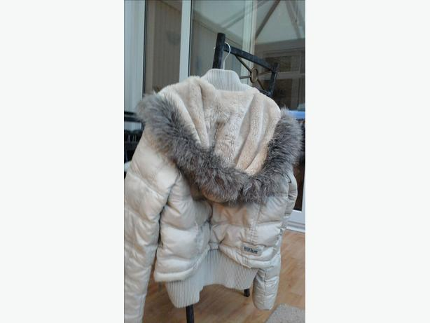 River Island size 12 winter coat
