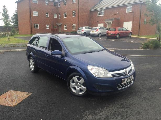 2008 Vauxhall Astra 1.7 CDTI 16V 100 BHP Estate Diesel Manual Gearbox 2 Owners