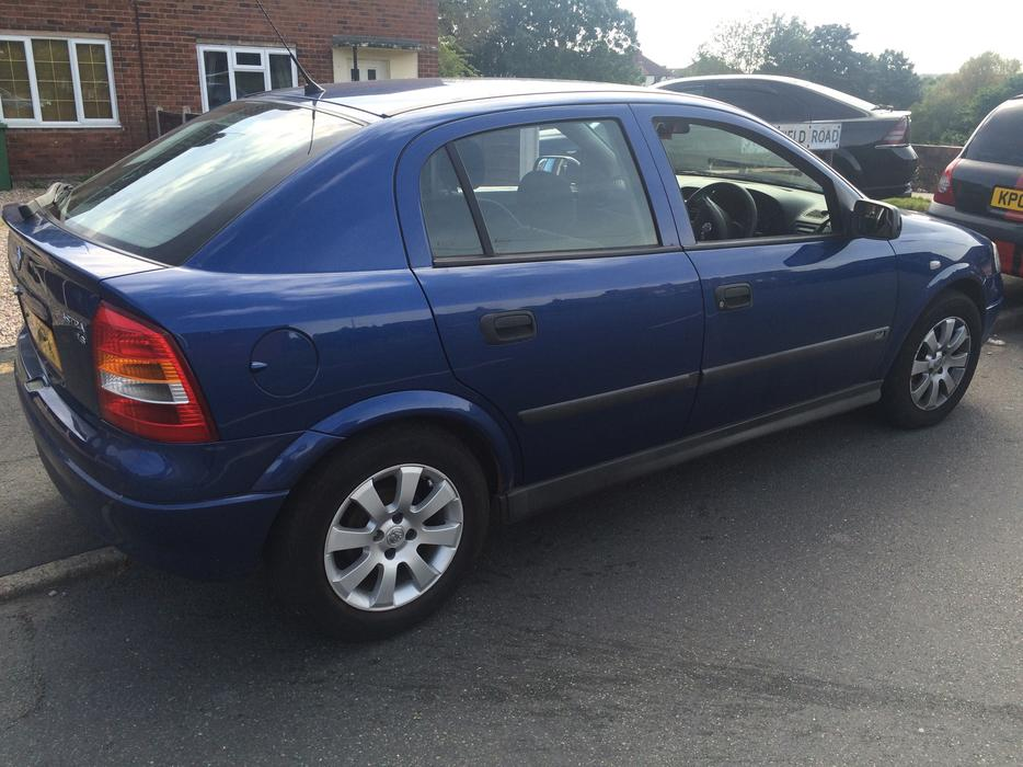 Vauxhall Astra Brierley Hill Wolverhampton