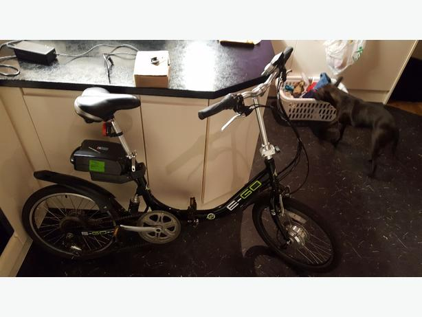 Ego Viking Electric Folding Bike