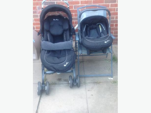 sliver Cross Travel system