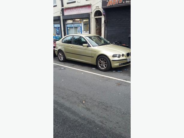 BMW 316ti swapz
