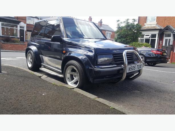 Suzuki vitara fat boy for sale