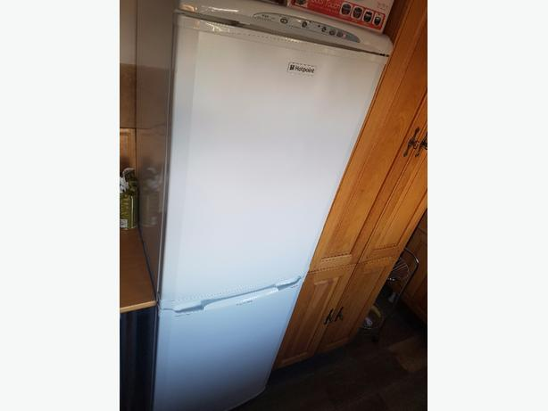 FREE: hotpoint fridge with freezer