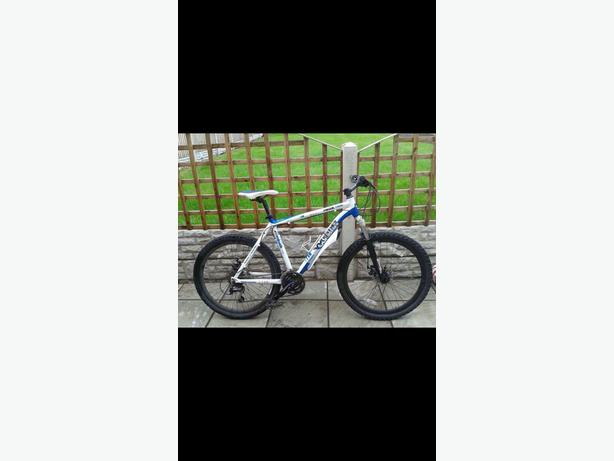 Whistle mountain bike mint condition !!!!