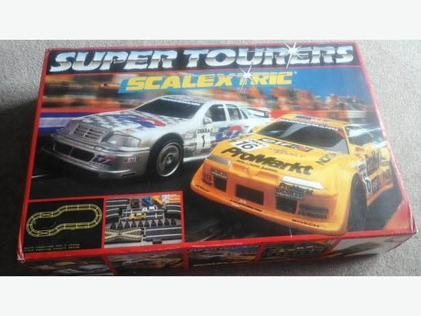 scalextric super tourers