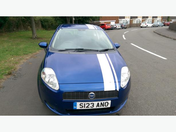1.2 FIAT PUNTO GREAT FIRST CAR