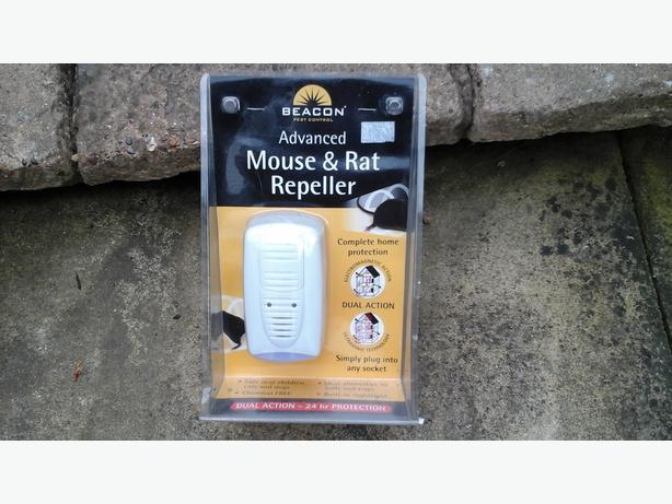 Mouse and rat repeller