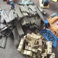 huge amount of Thomas the tanks tracks and engines!!
