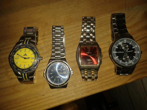 x4 watches