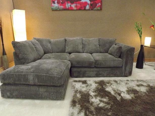 Brand new corner sofas for sale .