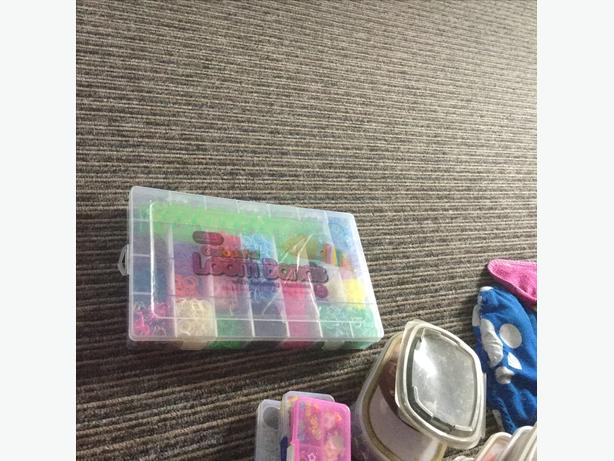 Loom bands and  accessories