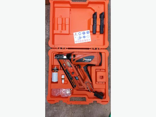 Paslode IM100i Cordless First Fix Framing Nail Gun Gas Nailer