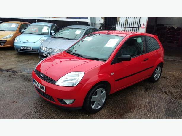 FORD FIESTA ZETEC 1.4    3 DOOR FULL LEATHER
