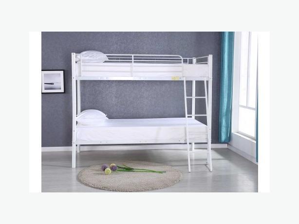Metal bunk beds / single beds