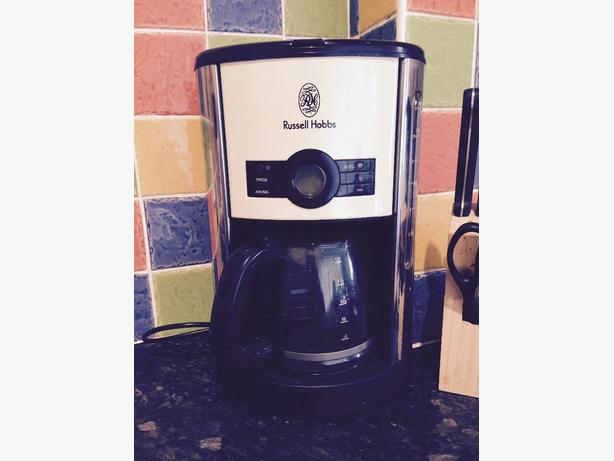 Russell Hobbs Coffee Machine!