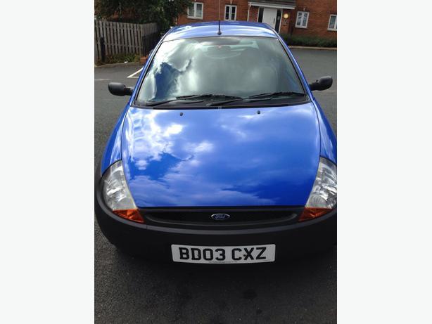 Ford KA 1.3 petrol 2003