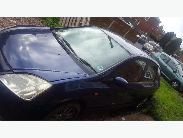 honda civic 1.7cdti