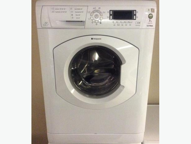 Hotpoint Ultima 7kg Washing Machine with Warranty
