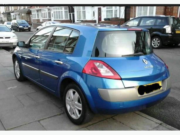 Renault Megane 1.4 petrol spares/repairs