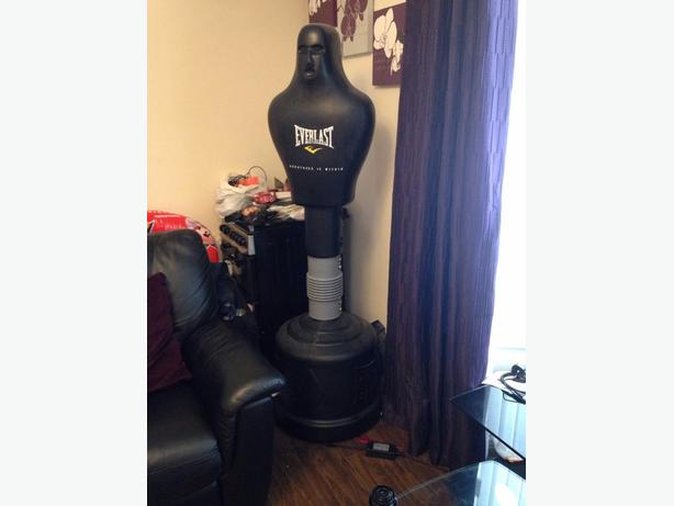 £100 ono Everlast adjustable punchman