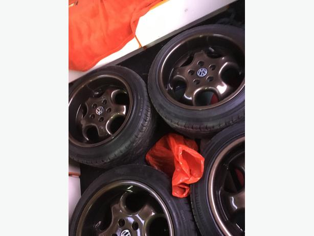 alloy wheels rh cups