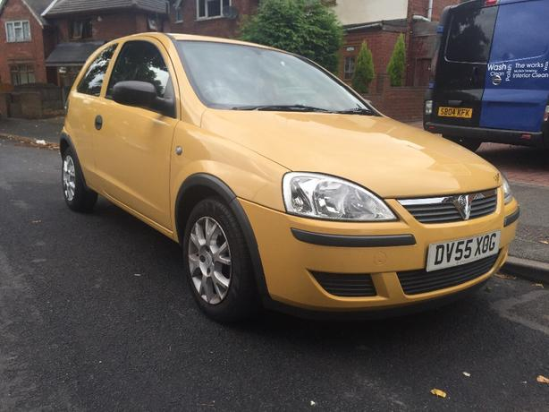 2006 CORSA 1.0 53k 2OWNERS FULL SERVICE HISTORY BARGAIN