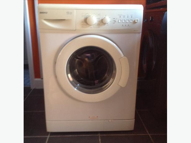 Washing machine in perfect working order.