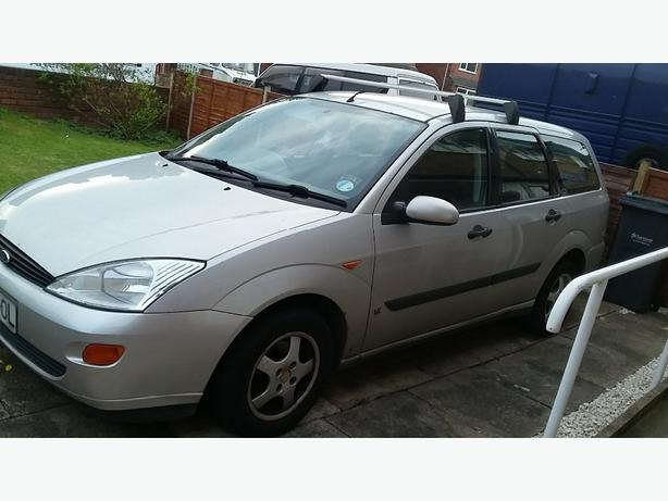 Ford focus estate 1.8 tddi