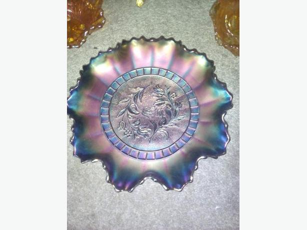 Windflower Carnival Glass
