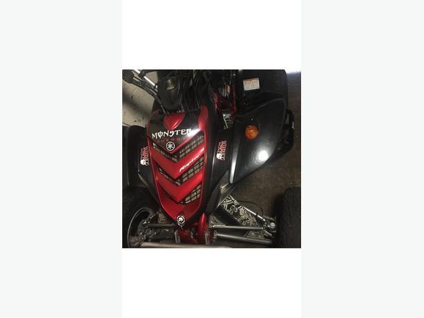 660cc raptor for sale
