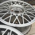 X3 RX7 FC turbo wheels