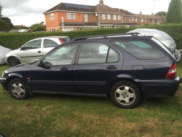 FOR SALE, HONDA CIVIC AERODECK £475