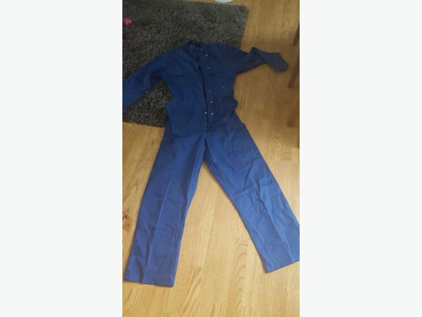 new blue boiler suit (Large)