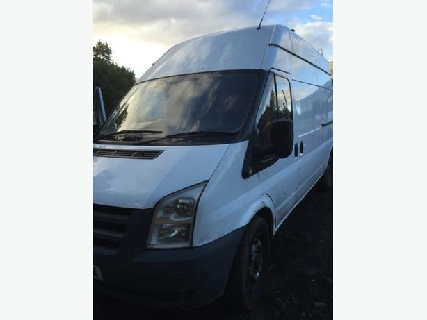 ford transit van lwb high top 2007