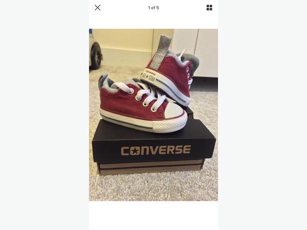 Infant Converse Size 3