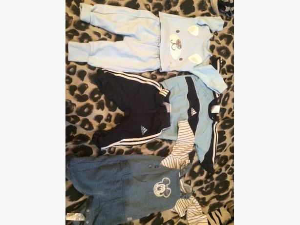 baby boys clothes 3-6 months