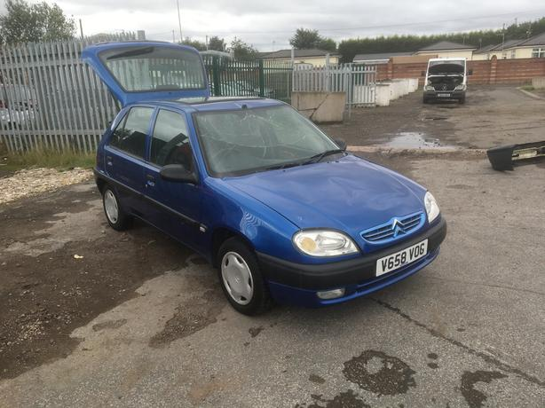 CITROEN SAXO 1.1 SPARE / REPAIR POWER STEERING