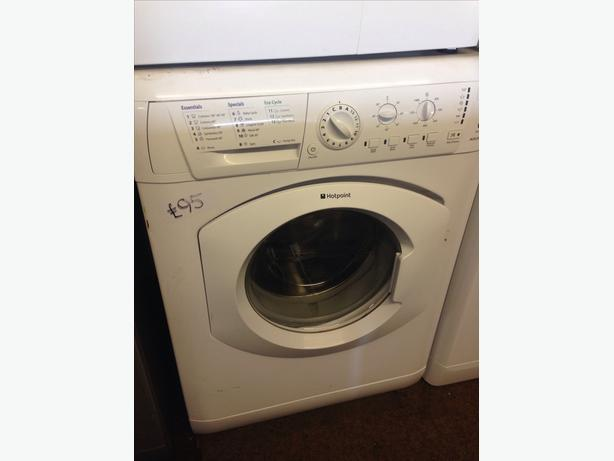 6KG HOTPOINT WASHING MACHINE04