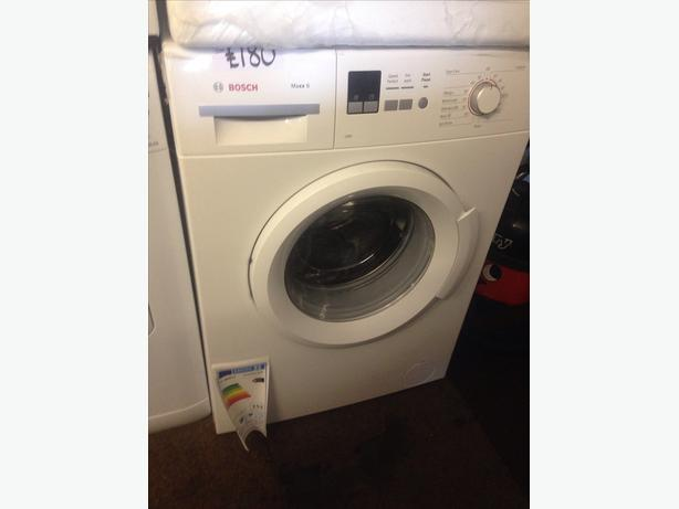 NEW 6KG BOSCH WASHING MACHINE004