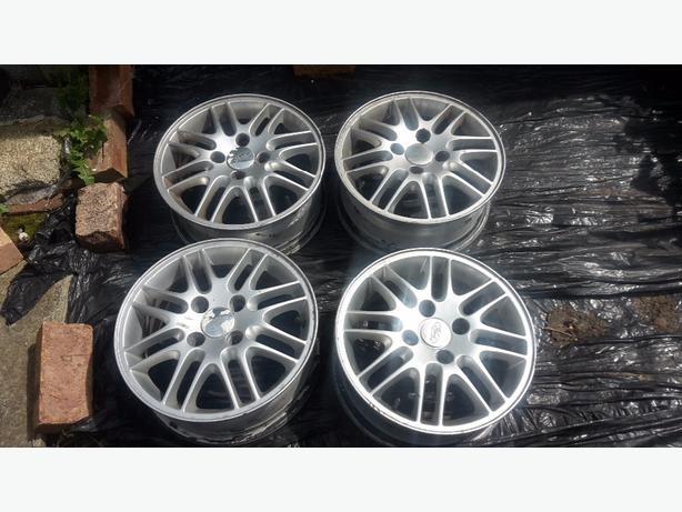ford focus ghia 15 inch alloy wheels