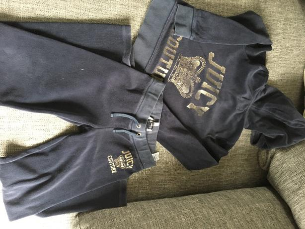 girls juicy couture tracksuit age 7