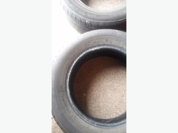 x2 landsail 195/65/R15 part worn tyres