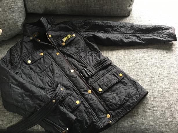 Barbour Jacket Ladies/teen size 8