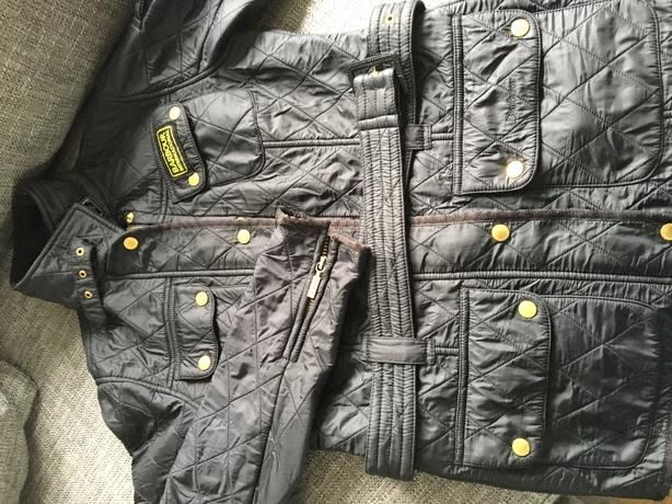Ladies Barbour Jacket size 8